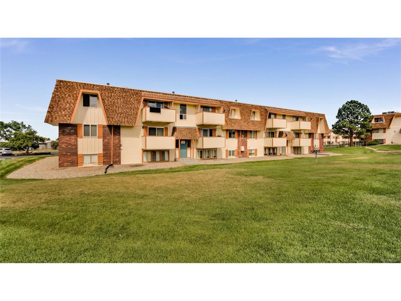 10211 Ura Lane 2-307, Thornton, CO 80260 (MLS #2392748) :: 8z Real Estate