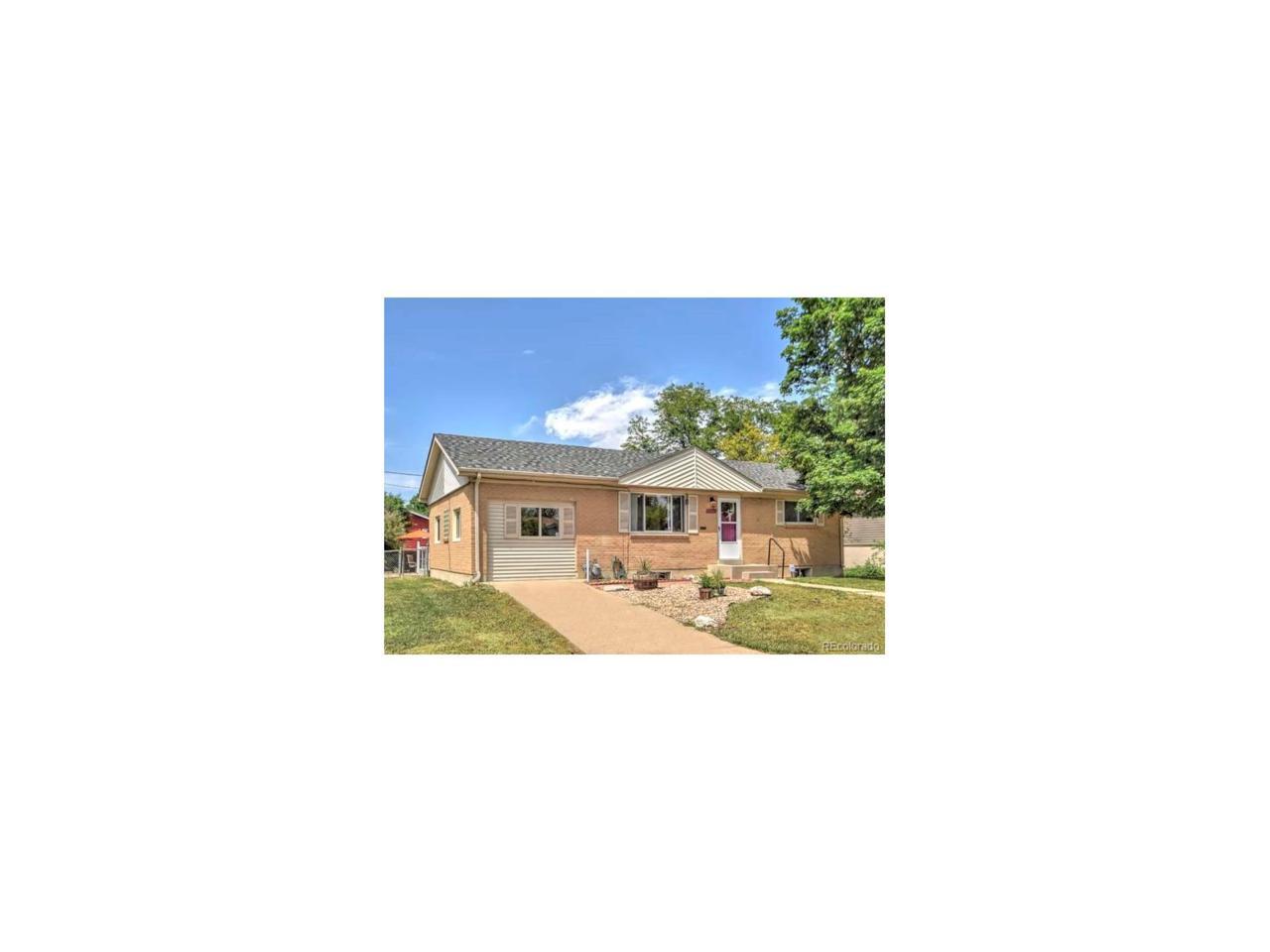1481 Phillips Drive, Northglenn, CO 80233 (MLS #2411606) :: 8z Real Estate