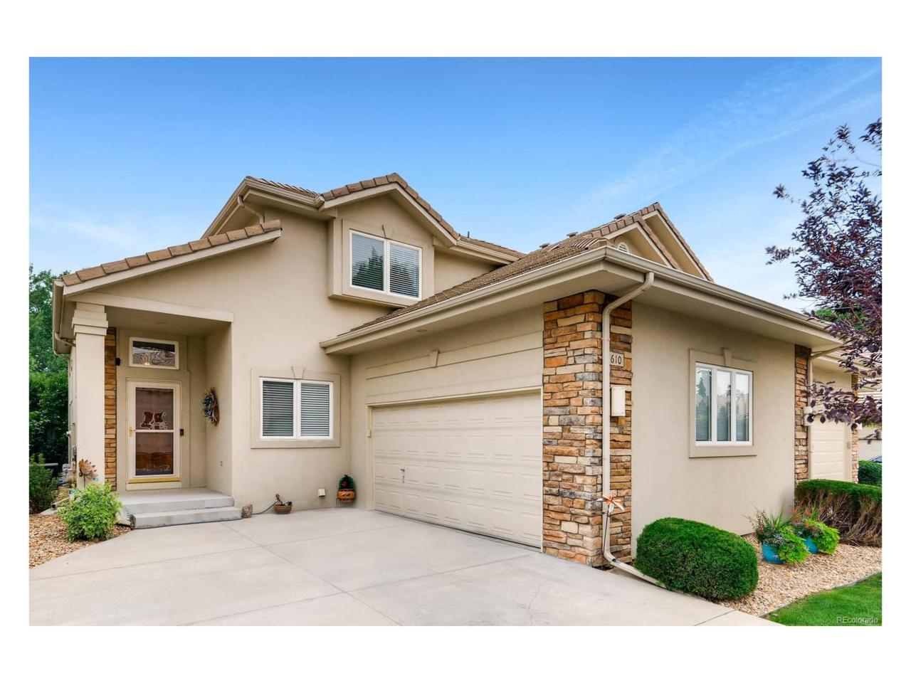 2610 S Kipling Court, Lakewood, CO 80227 (MLS #2416875) :: 8z Real Estate