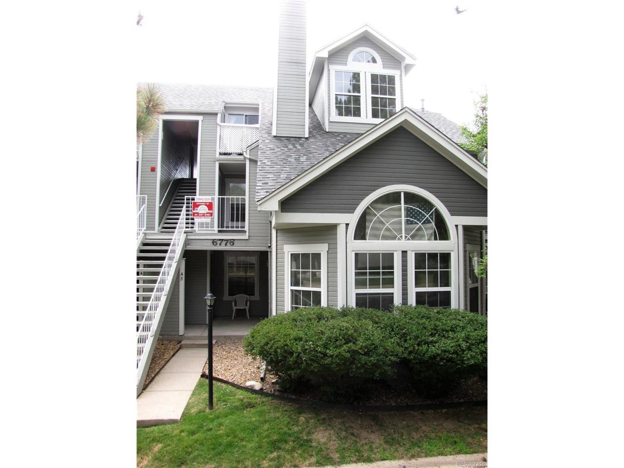 6776 S Ivy Street B5, Centennial, CO 80112 (MLS #2418871) :: 8z Real Estate