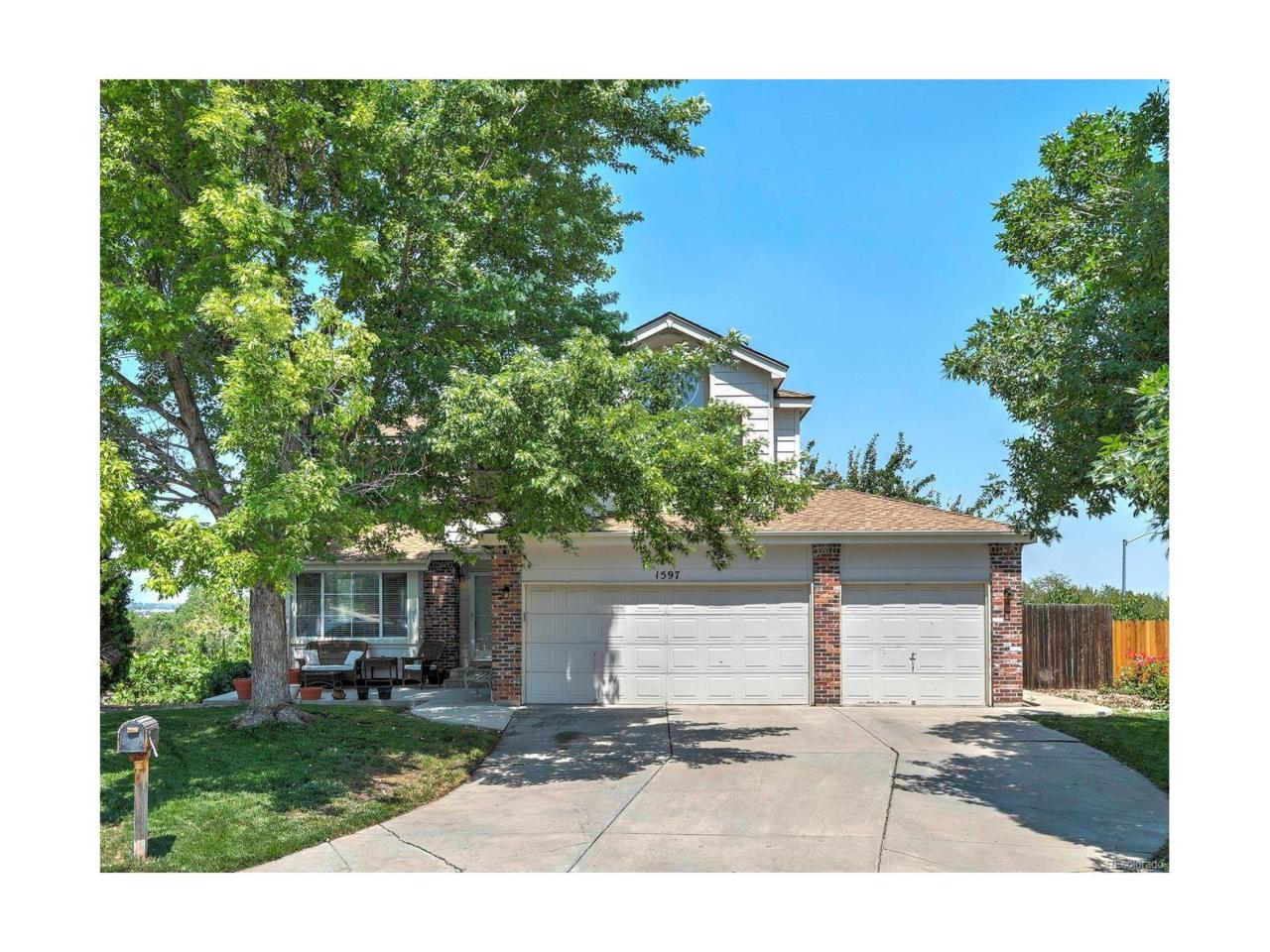 1597 E 133rd Avenue, Thornton, CO 80241 (MLS #2442589) :: 8z Real Estate