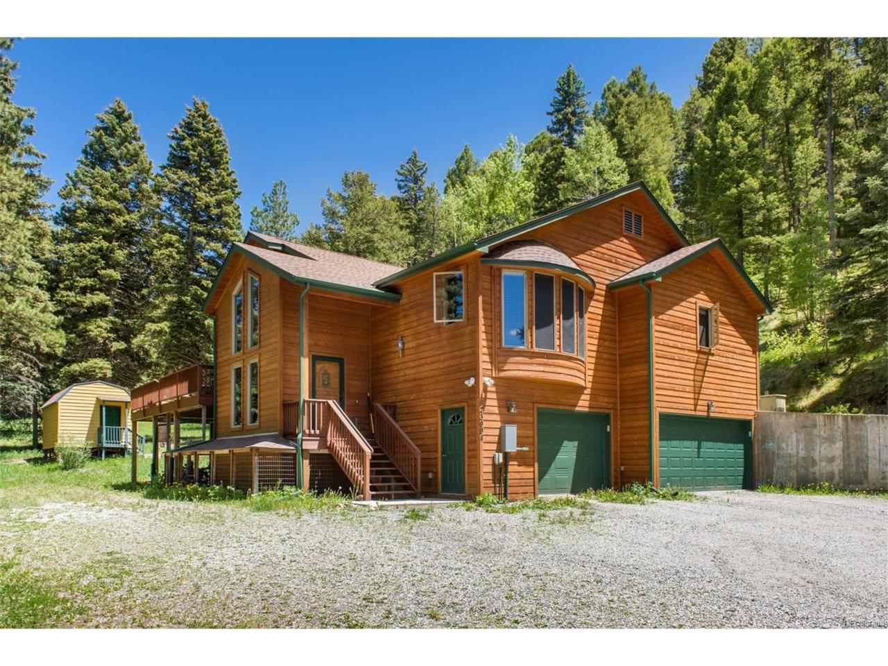 23994 Running Deer Road, Conifer, CO 80433 (MLS #2477718) :: 8z Real Estate