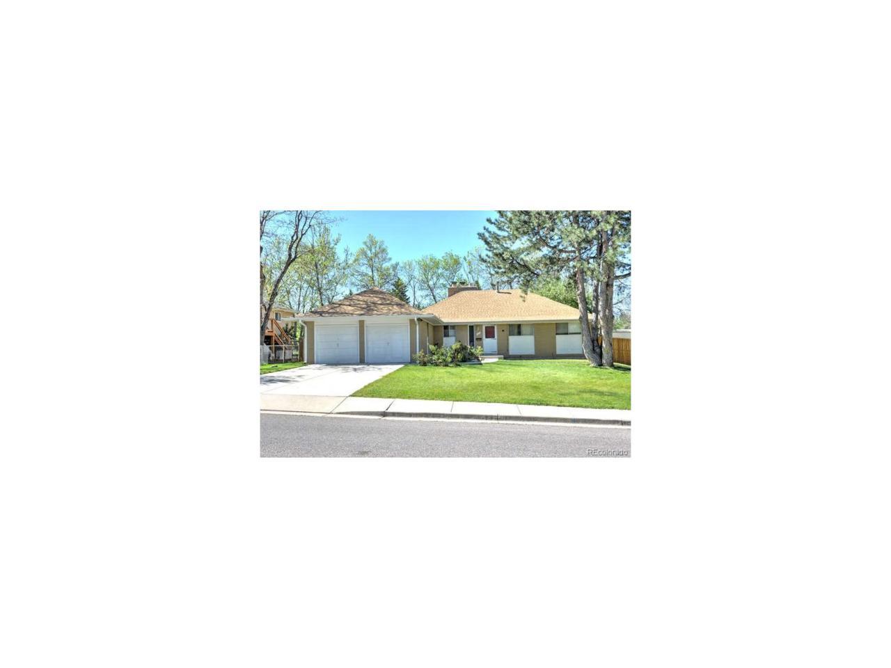 304 W Fremont Avenue, Littleton, CO 80120 (MLS #2489173) :: 8z Real Estate