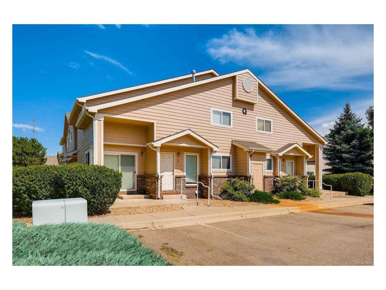 1601 Great Western Drive #5, Longmont, CO 80501 (MLS #2502334) :: 8z Real Estate