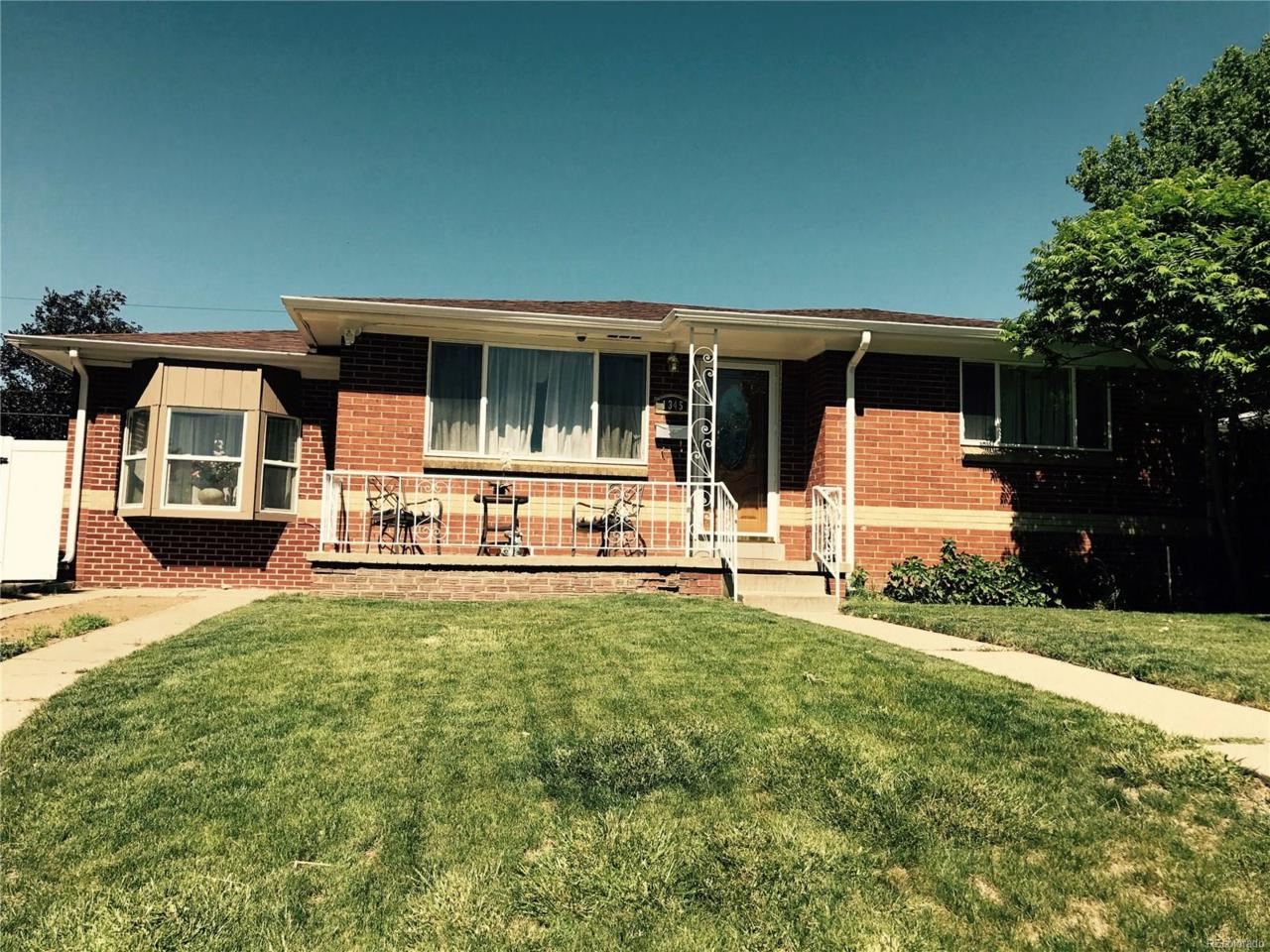 1345 S Vallejo Street, Denver, CO 80223 (MLS #2508839) :: 8z Real Estate
