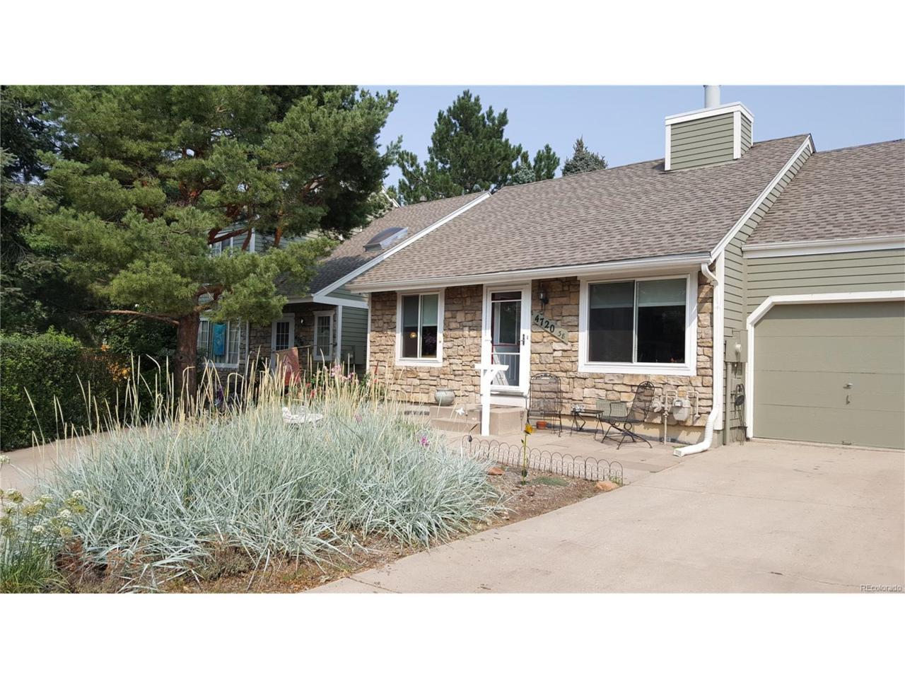 4720 S Dudley Street #38, Denver, CO 80123 (MLS #2515987) :: 8z Real Estate