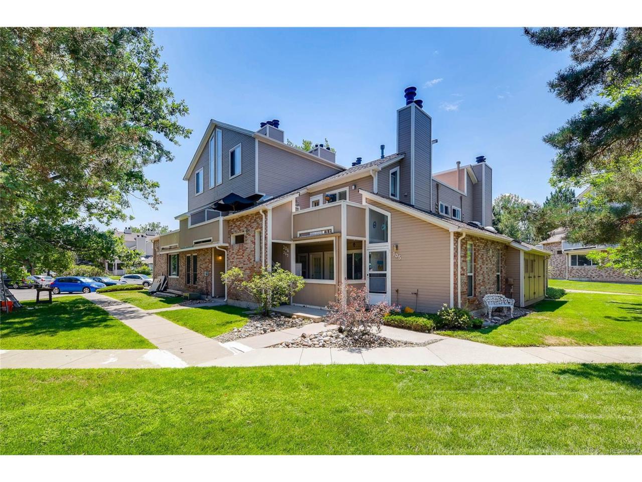 4981 Garrison Street 104B, Wheat Ridge, CO 80033 (MLS #2516858) :: 8z Real Estate