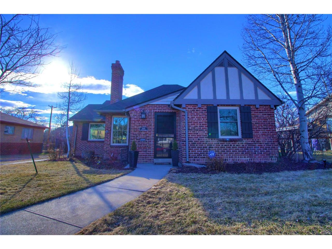 1225 Newport Street, Denver, CO 80220 (#2524806) :: Thrive Real Estate Group