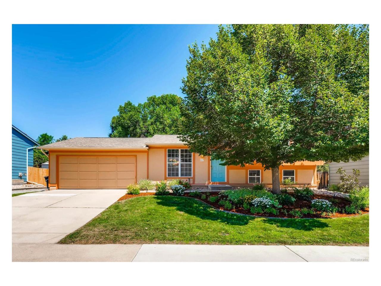 617 Glenwood Drive, Lafayette, CO 80026 (MLS #2531040) :: 8z Real Estate