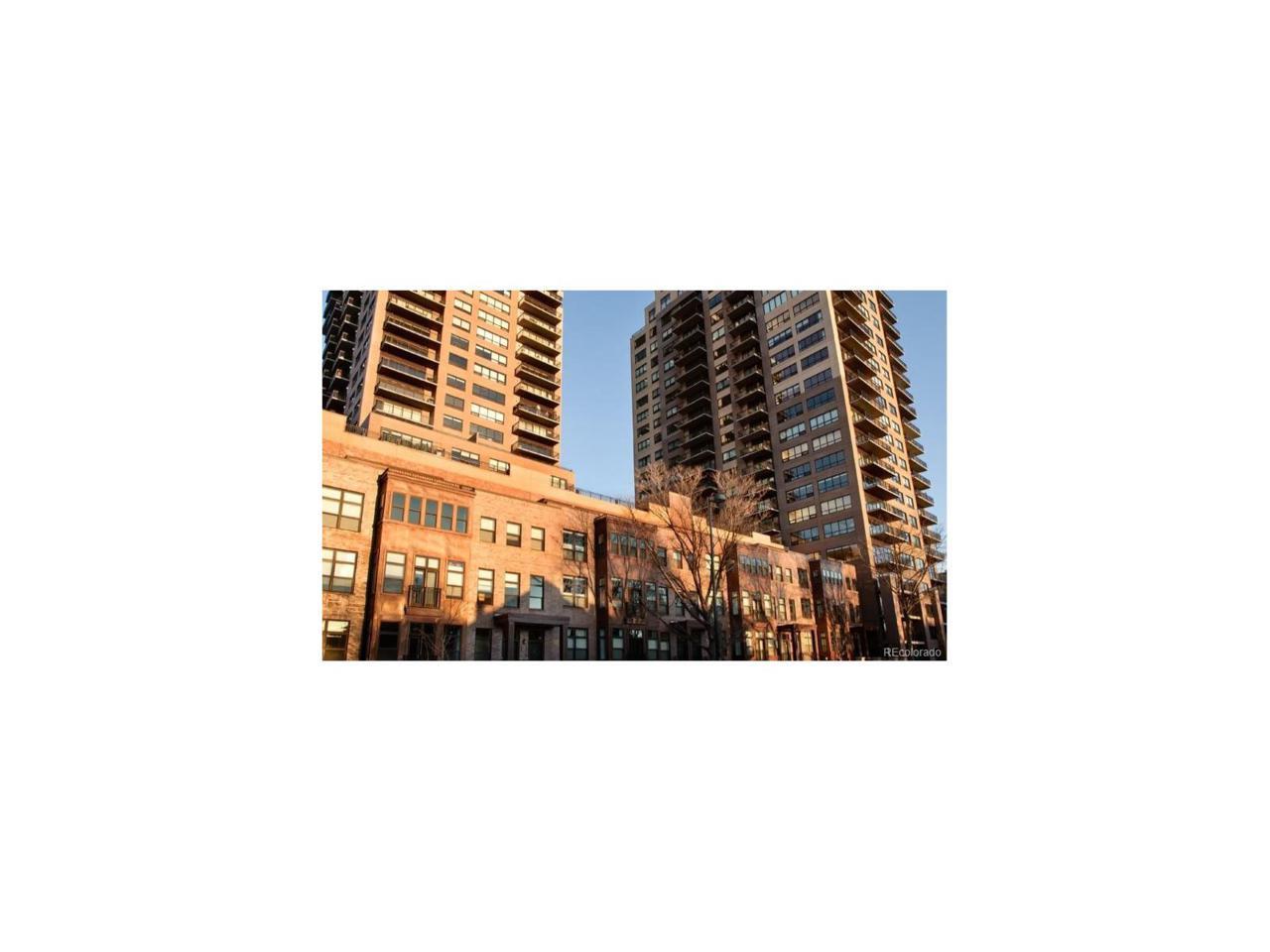 1650 Fillmore Street #1502, Denver, CO 80206 (MLS #2534620) :: 8z Real Estate