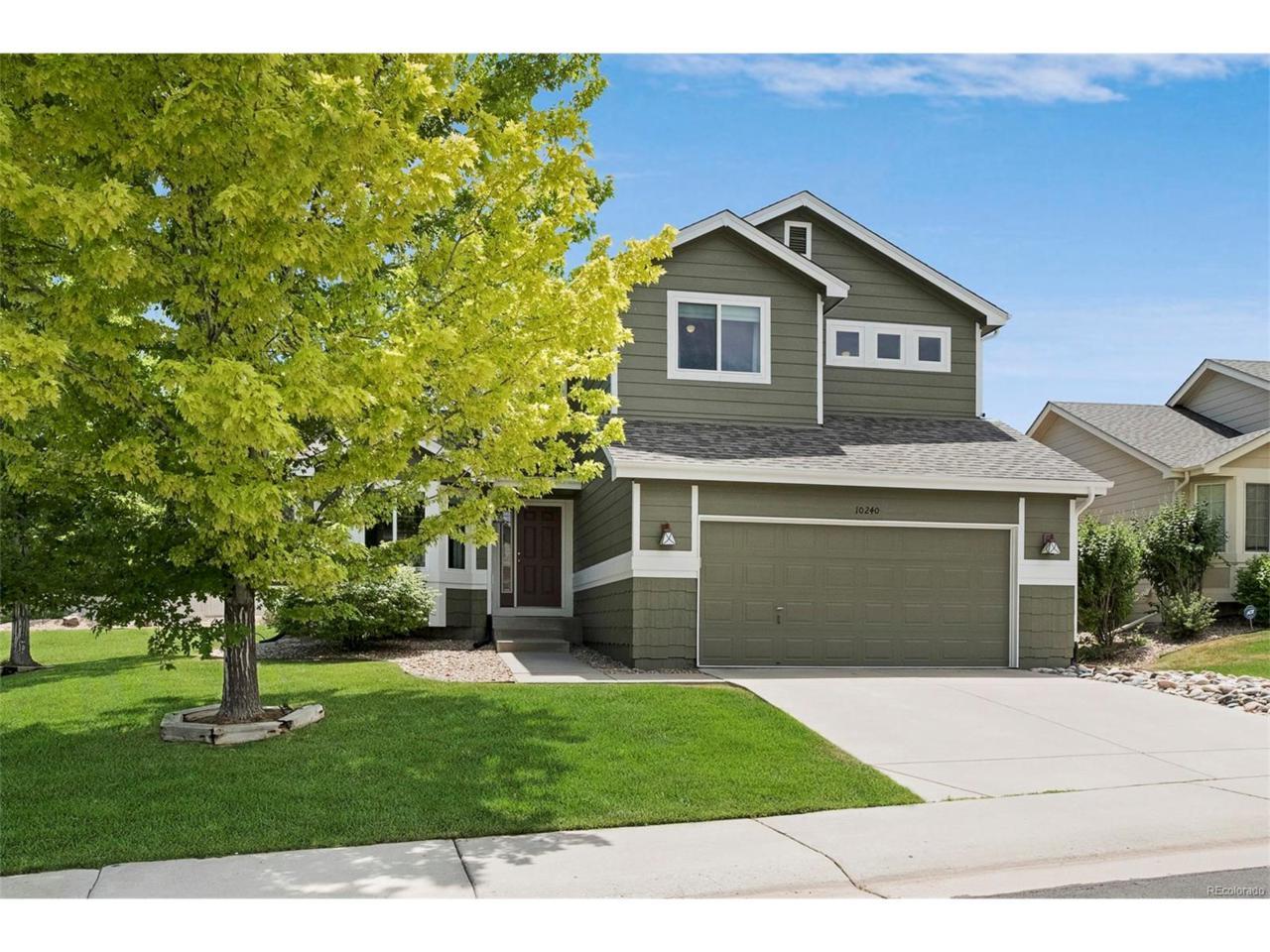 10240 Royal Eagle Street, Highlands Ranch, CO 80129 (MLS #2565691) :: 8z Real Estate