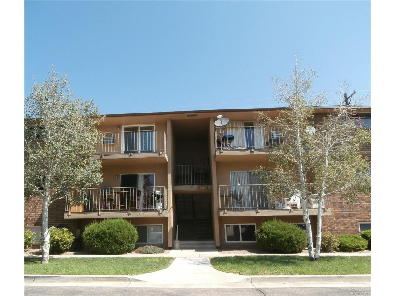 3010 E Bijou Street 4-C, Colorado Springs, CO 80909 (MLS #2569977) :: 8z Real Estate
