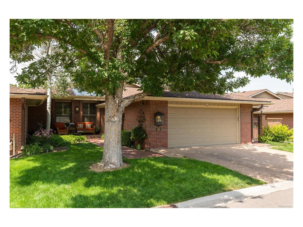 2800 S University Boulevard #146, Denver, CO 80210 (MLS #2579044) :: 8z Real Estate