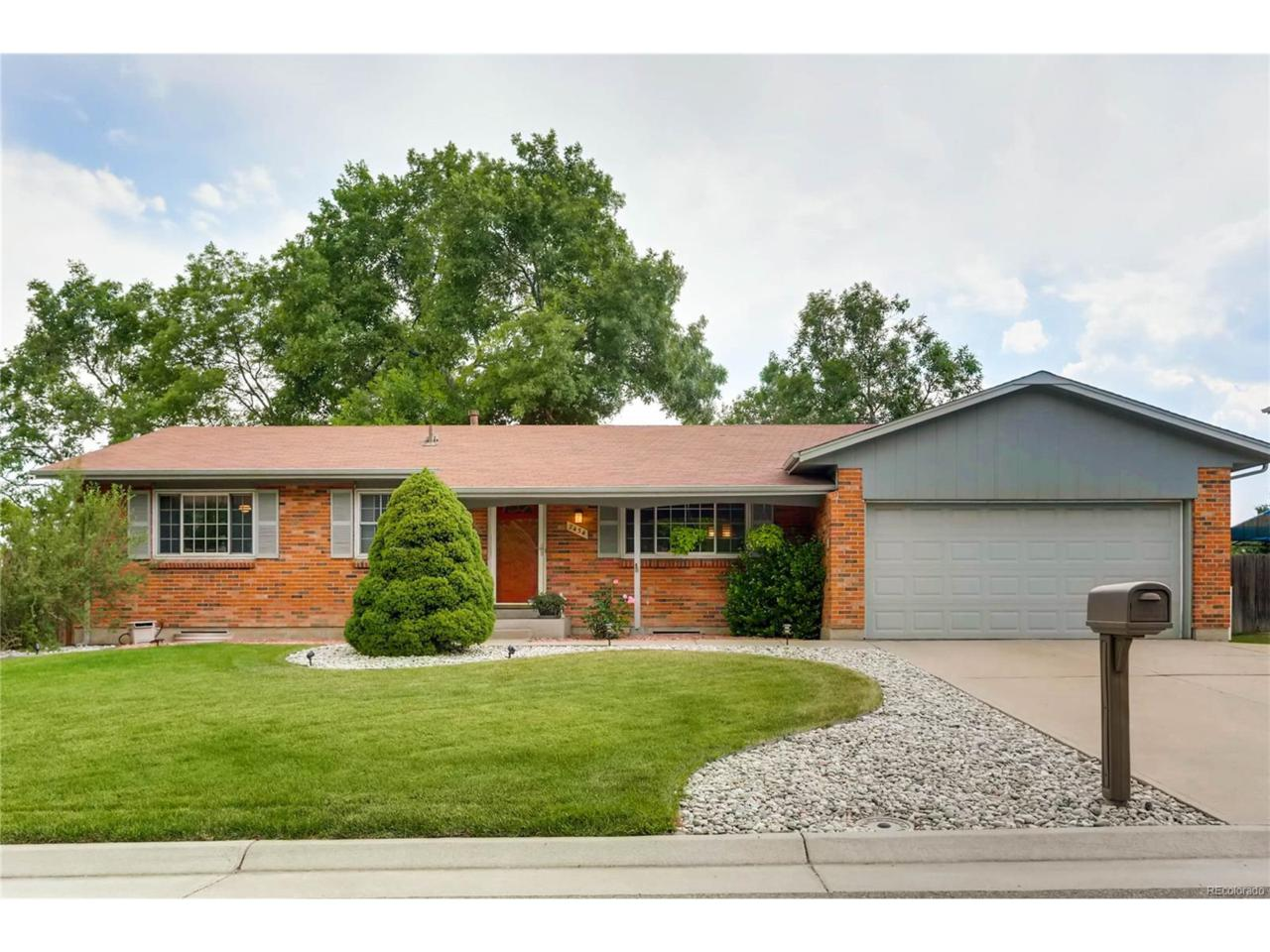 7454 W 81st Avenue, Arvada, CO 80003 (MLS #2587837) :: 8z Real Estate