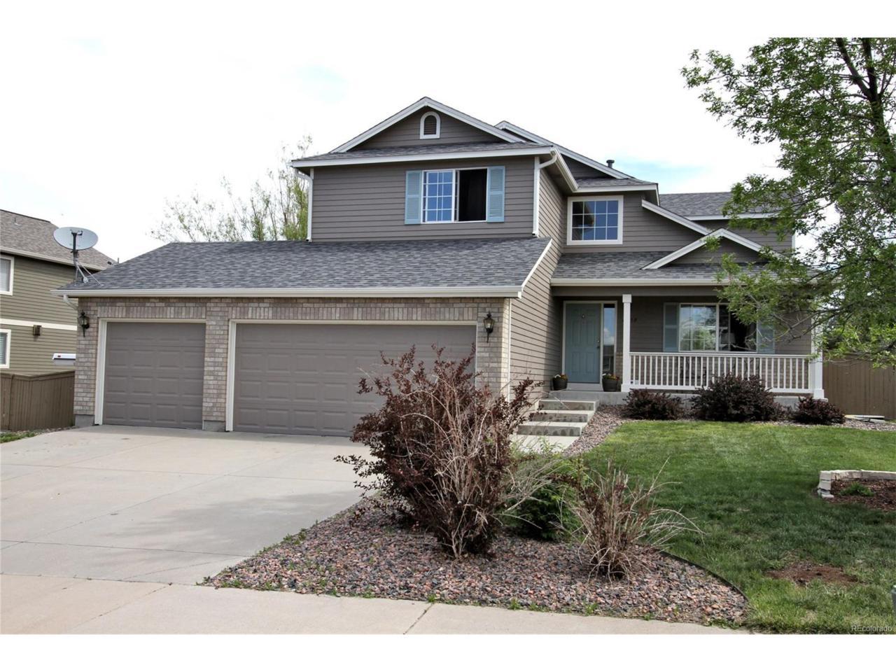6059 Kingsfield Street, Castle Rock, CO 80104 (MLS #2590636) :: 8z Real Estate