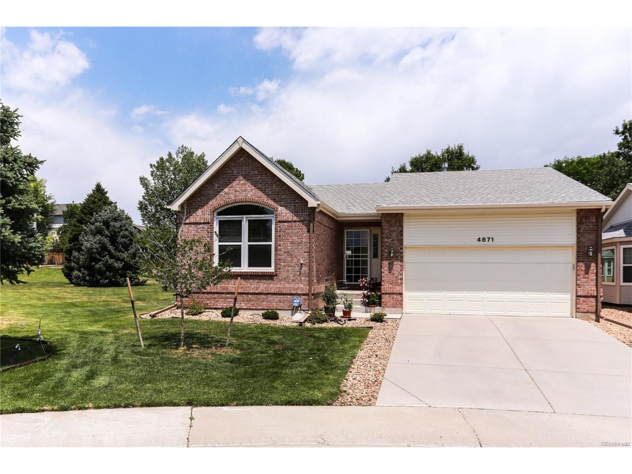 4871 Greenwich Drive, Highlands Ranch, CO 80130 (MLS #2624469) :: 8z Real Estate