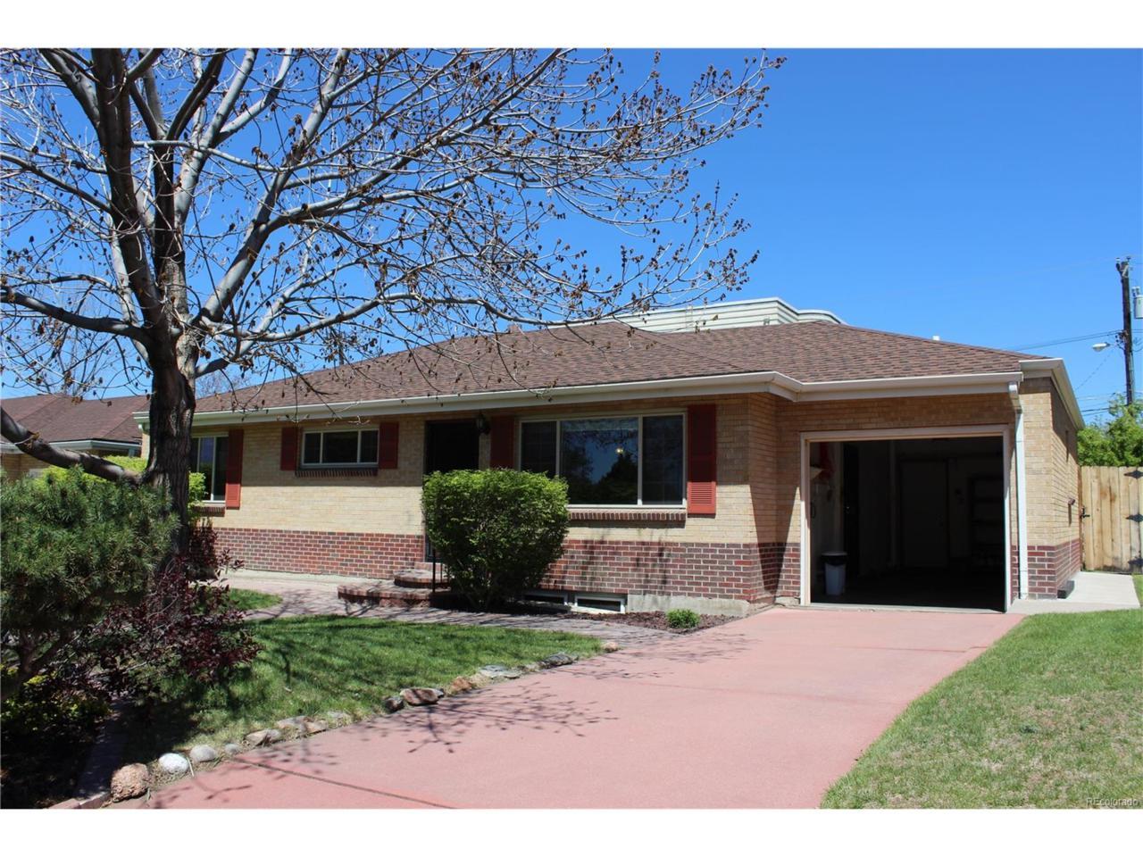 5545 E Amherst Avenue, Denver, CO 80222 (MLS #2626846) :: 8z Real Estate