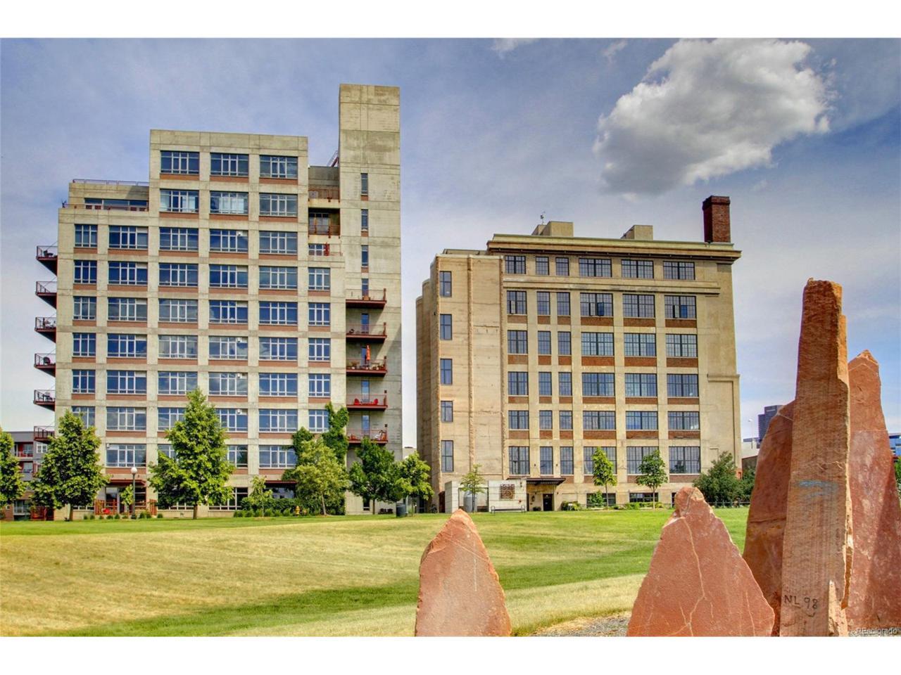 2000 Little Raven Street #201, Denver, CO 80202 (MLS #2635188) :: 8z Real Estate