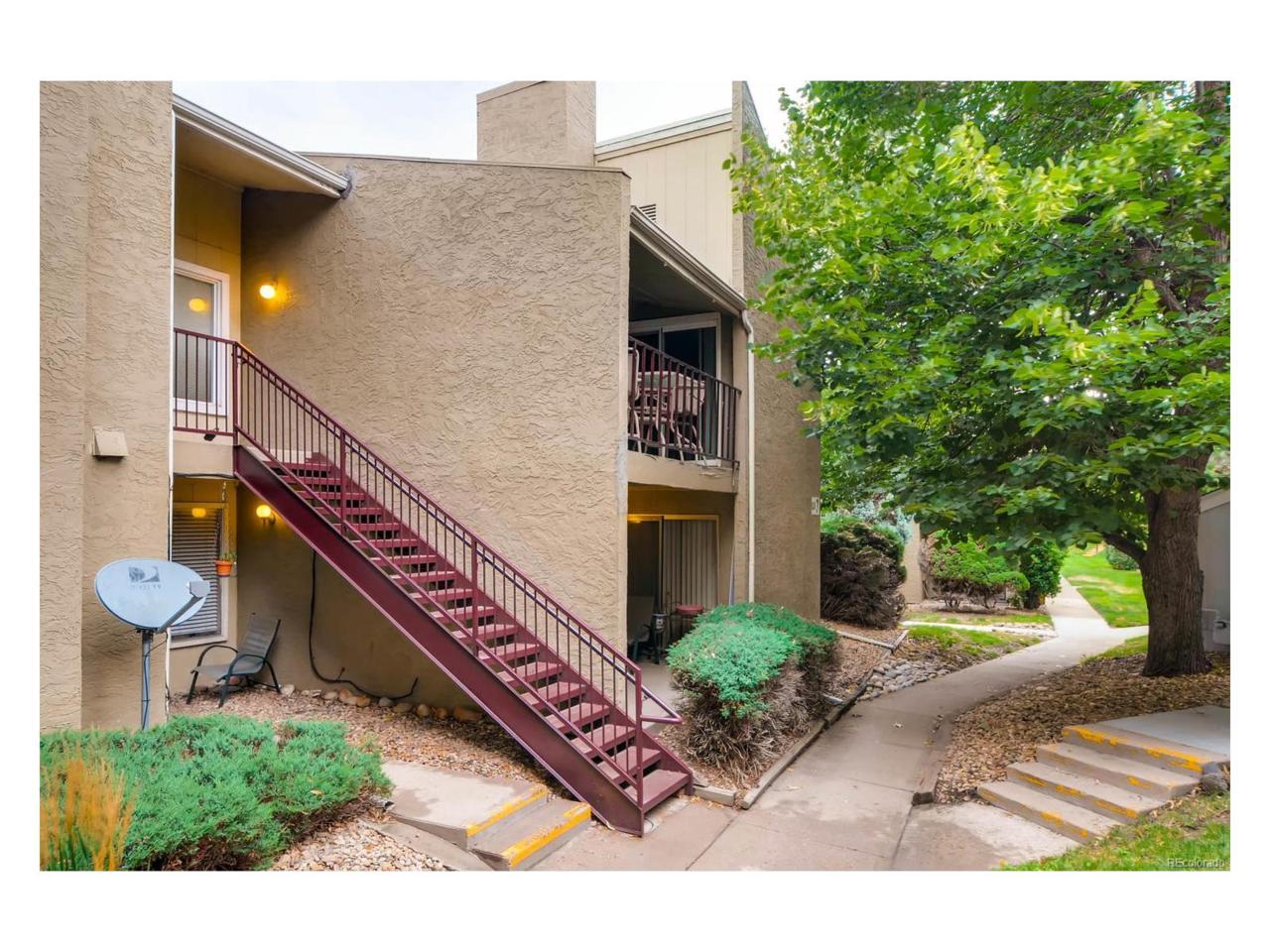 5300 E Cherry Creek South Drive #325, Denver, CO 80246 (MLS #2647260) :: 8z Real Estate
