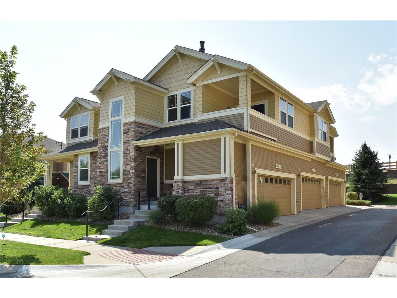 13990 W 83rd Place C, Arvada, CO 80005 (MLS #2650747) :: 8z Real Estate