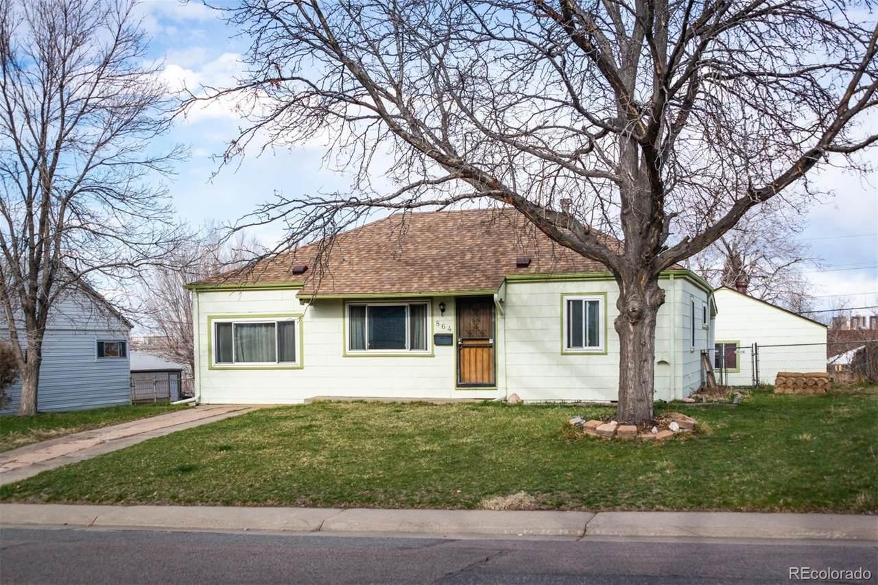 864 Pecos Street - Photo 1