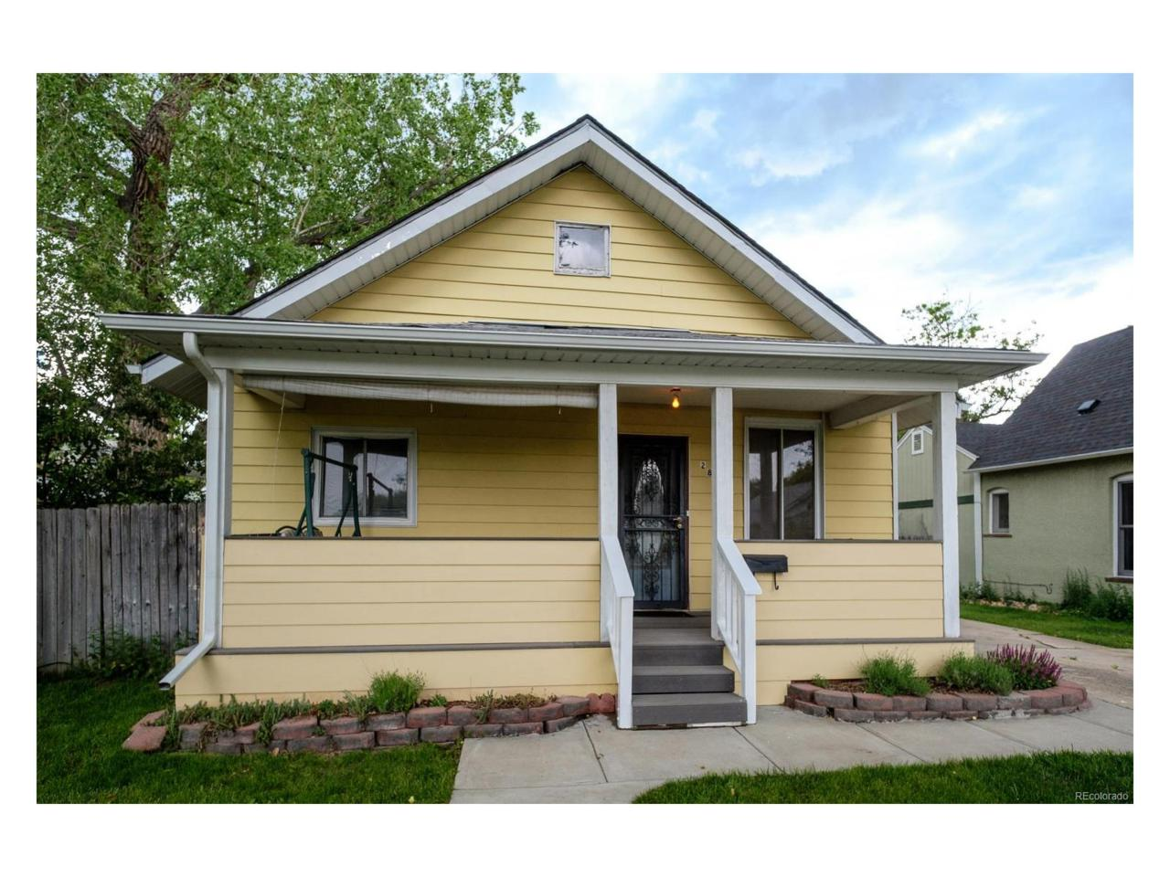 2828 S Lincoln Street, Englewood, CO 80113 (MLS #2660205) :: 8z Real Estate