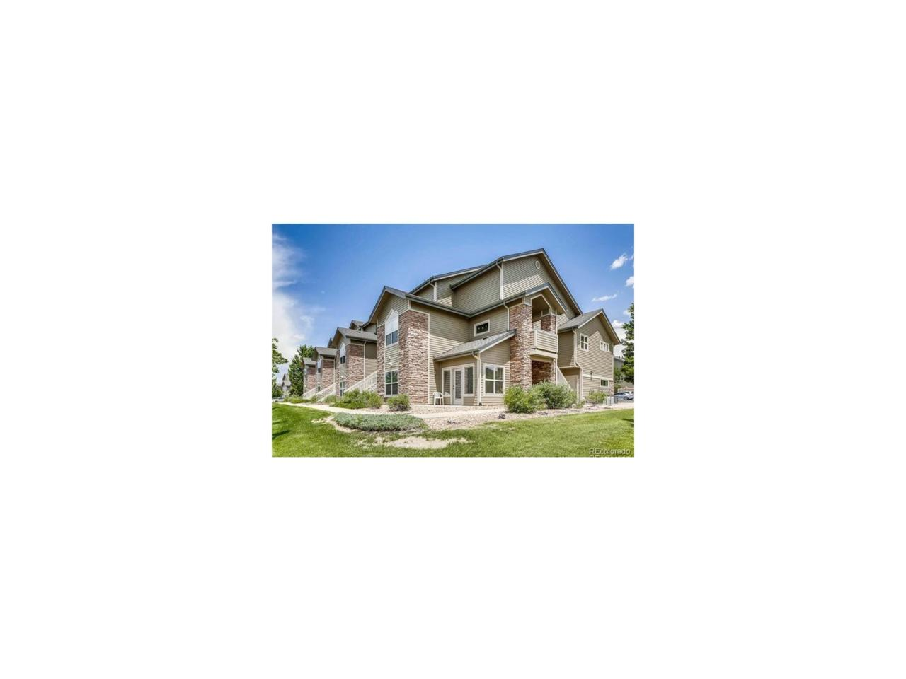 3261 S Waco Court G, Aurora, CO 80013 (MLS #2667701) :: 8z Real Estate