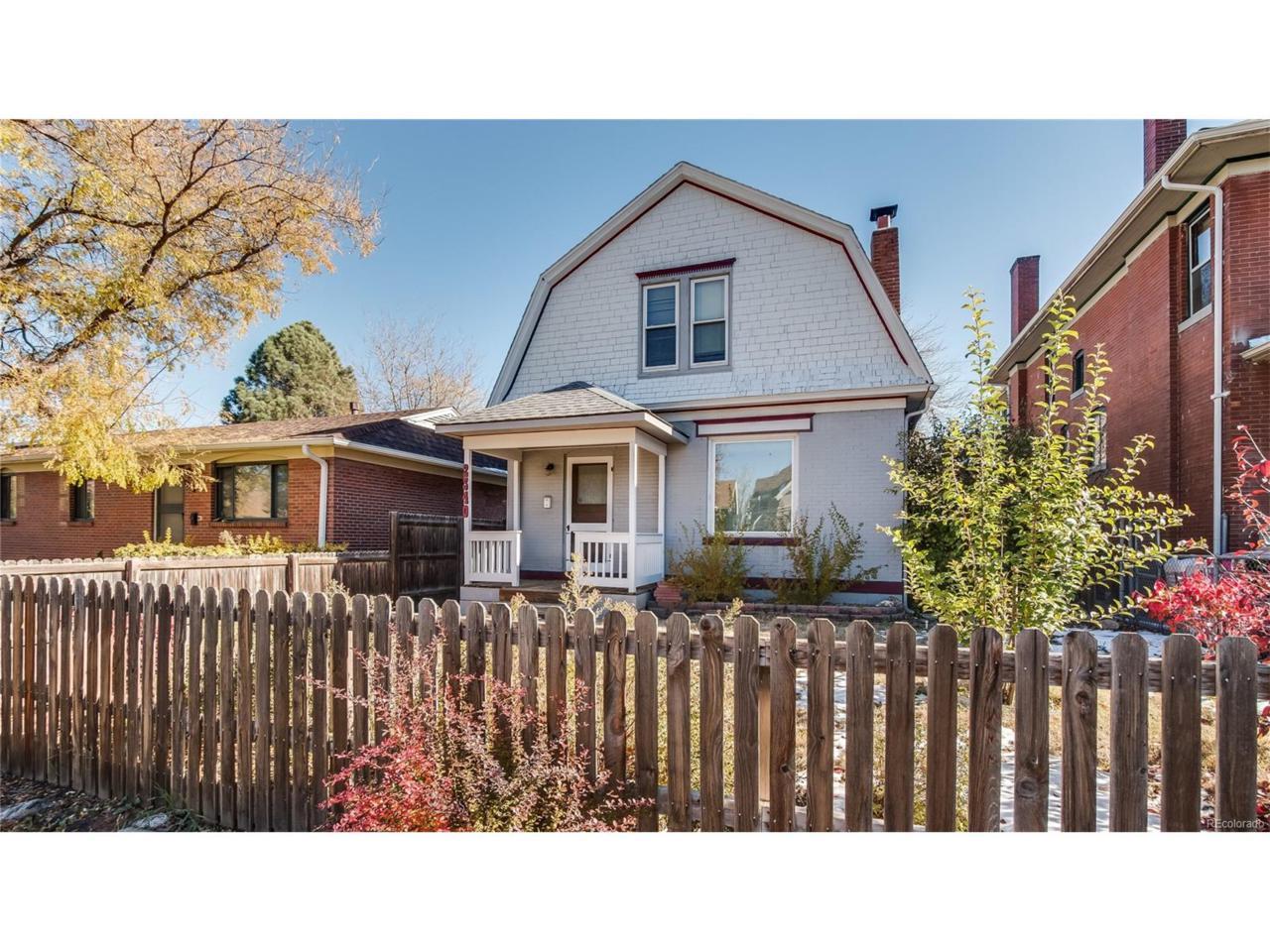 2340 N Vine Street, Denver, CO 80205 (MLS #2669244) :: 8z Real Estate