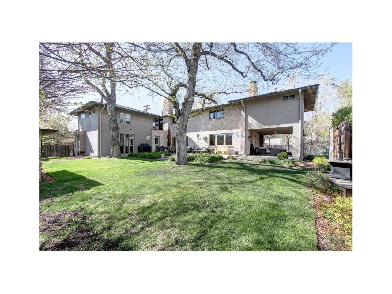 301 S Vine Street, Denver, CO 80209 (#2676739) :: Thrive Real Estate Group
