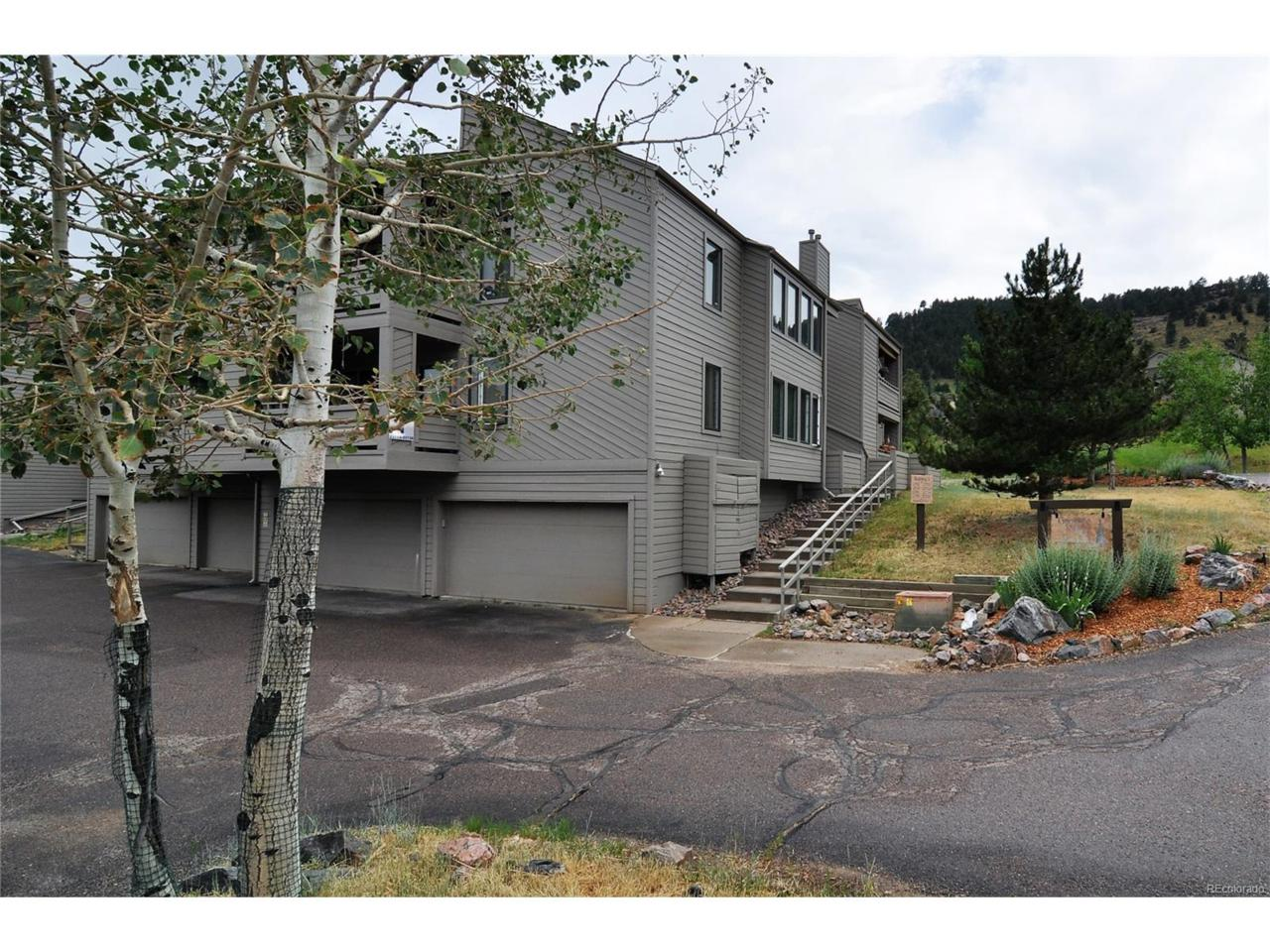 23724 Pondview Place G, Golden, CO 80401 (MLS #2678739) :: 8z Real Estate