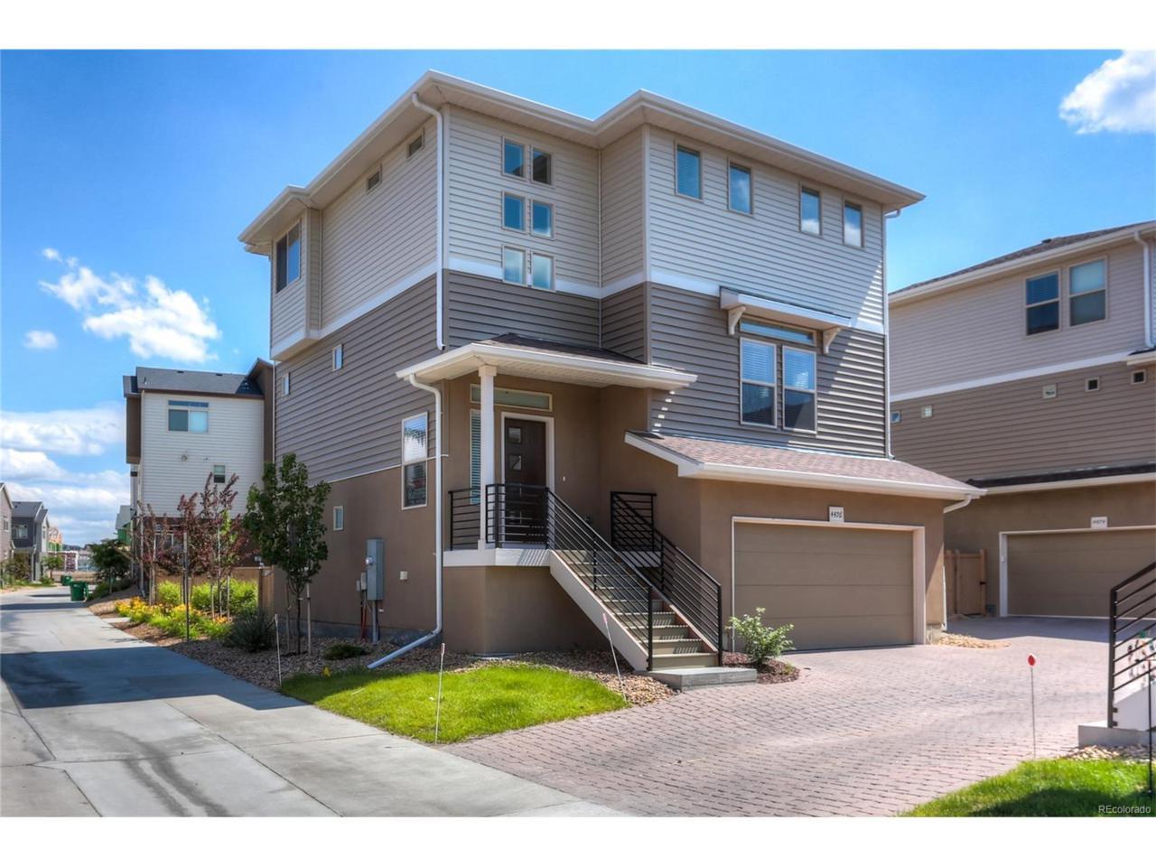 4476 Vindaloo Drive, Castle Rock, CO 80109 (MLS #2704392) :: 8z Real Estate