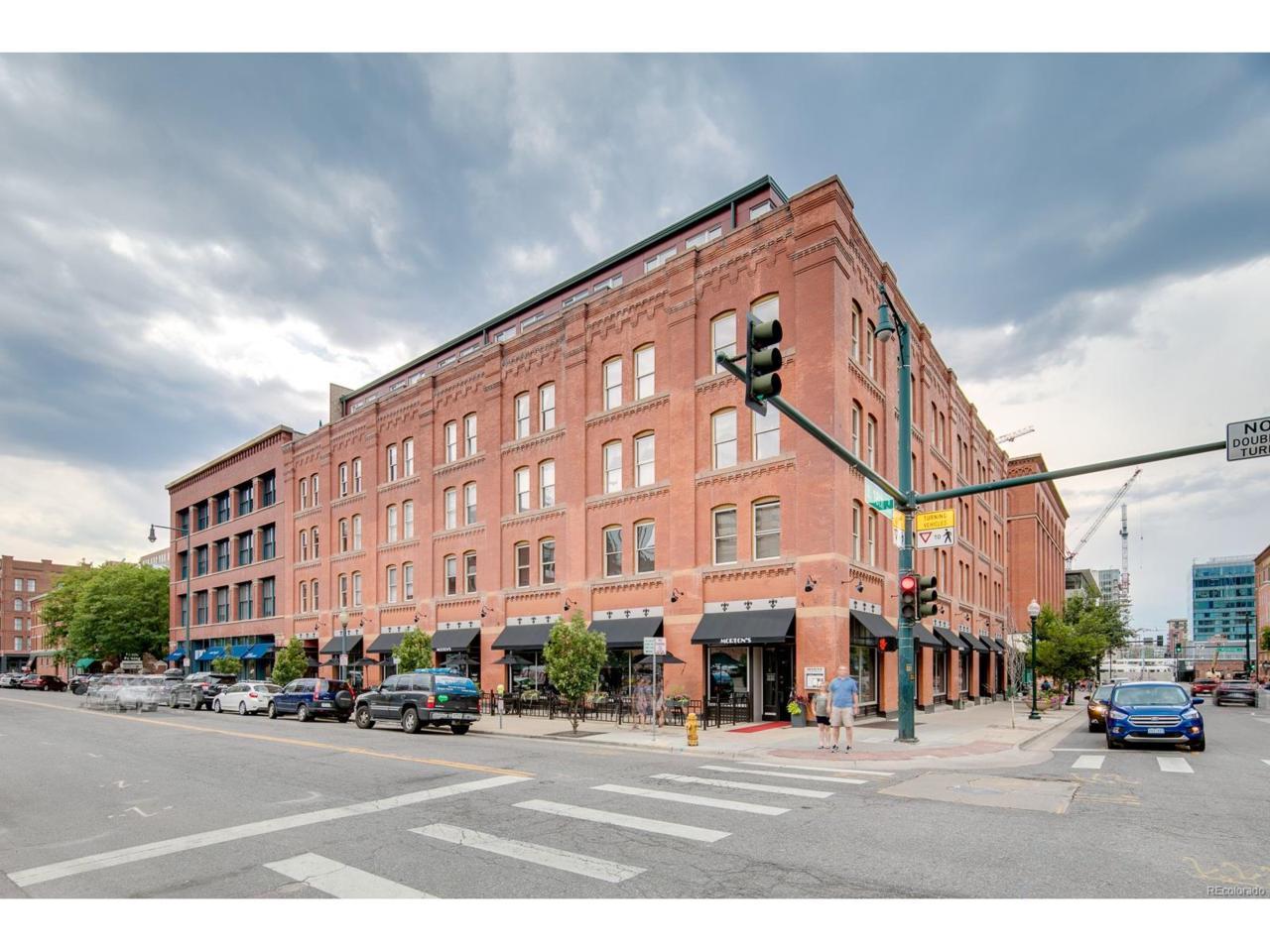 1745 Wazee Street 4C, Denver, CO 80202 (MLS #2733080) :: 8z Real Estate
