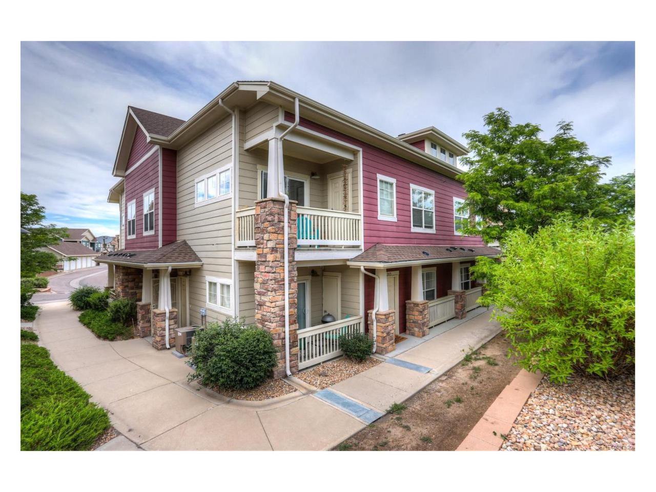 9577 Pearl Circle #203, Parker, CO 80134 (MLS #2736227) :: 8z Real Estate