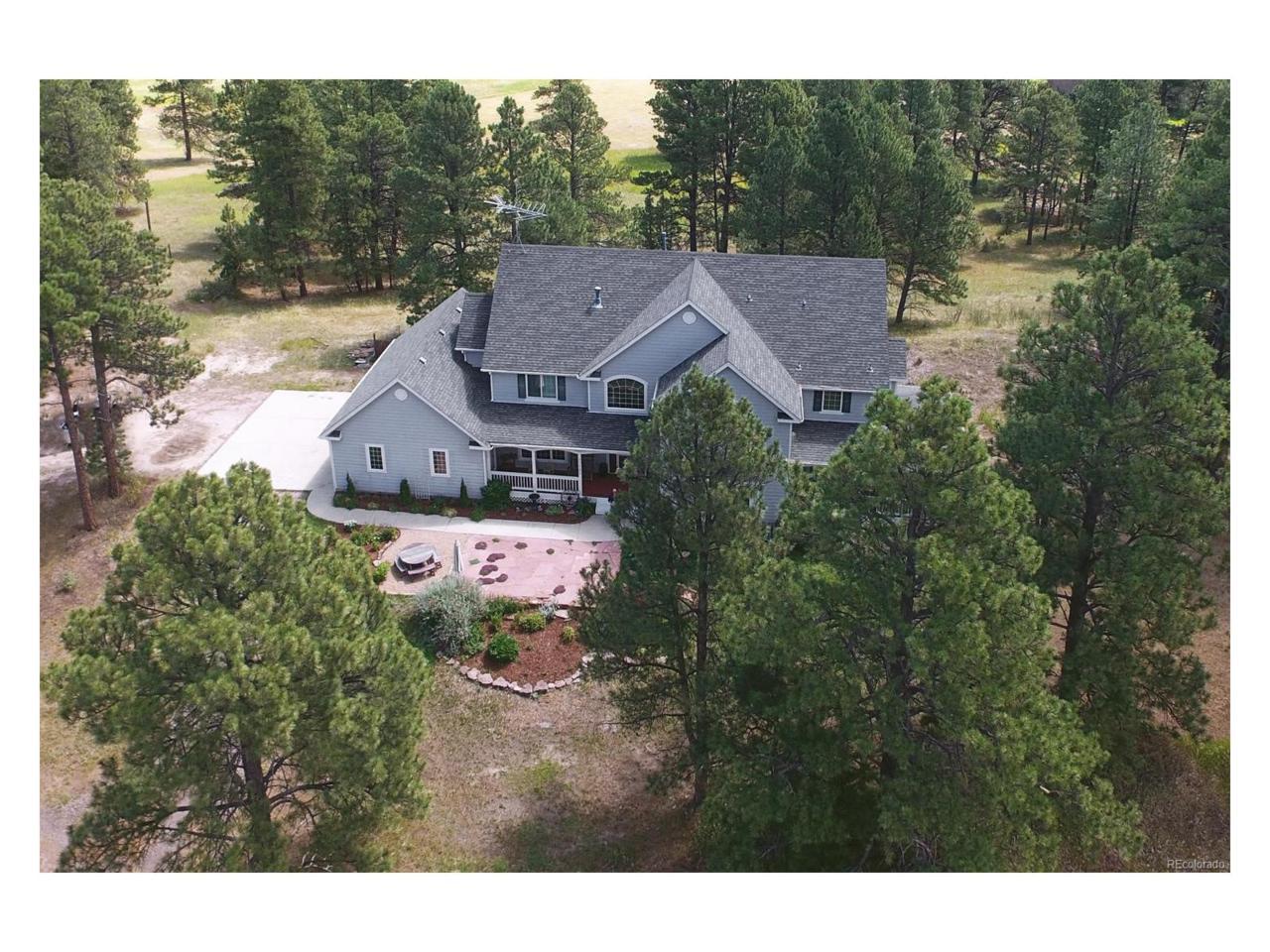 37682 Pheasant Run, Elizabeth, CO 80107 (MLS #2762583) :: 8z Real Estate
