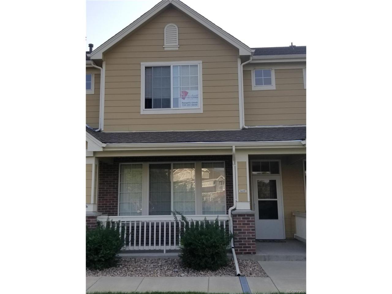 16195 E Geddes Drive #89, Aurora, CO 80016 (MLS #2767478) :: 8z Real Estate