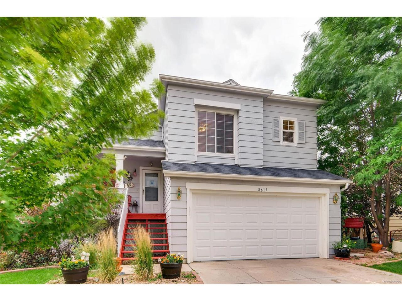 8617 Bluegrass Circle, Parker, CO 80134 (MLS #2778207) :: 8z Real Estate