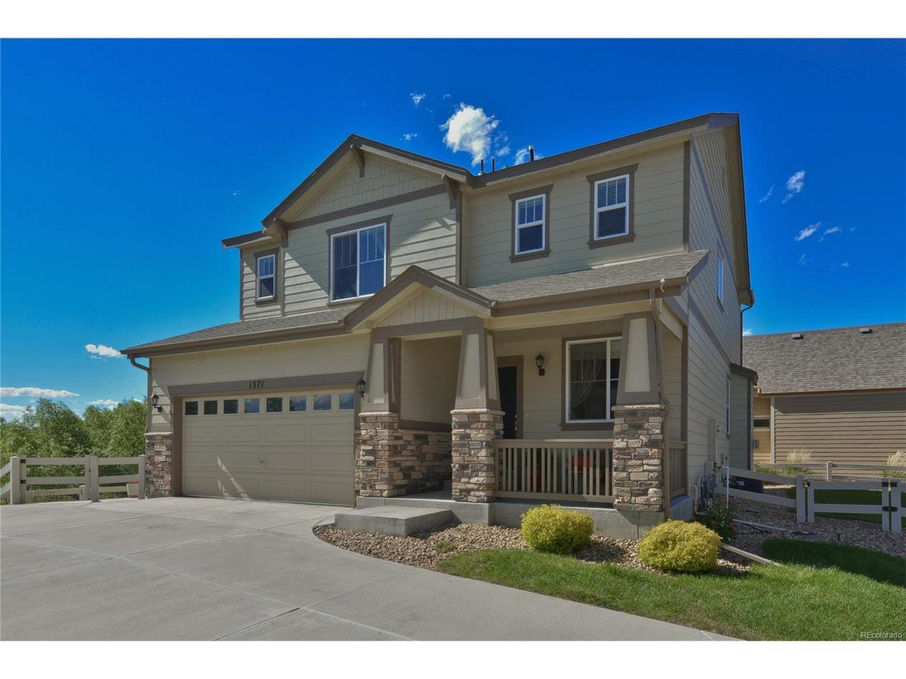 1371 Armstrong Drive, Longmont, CO 80504 (MLS #2793250) :: 8z Real Estate