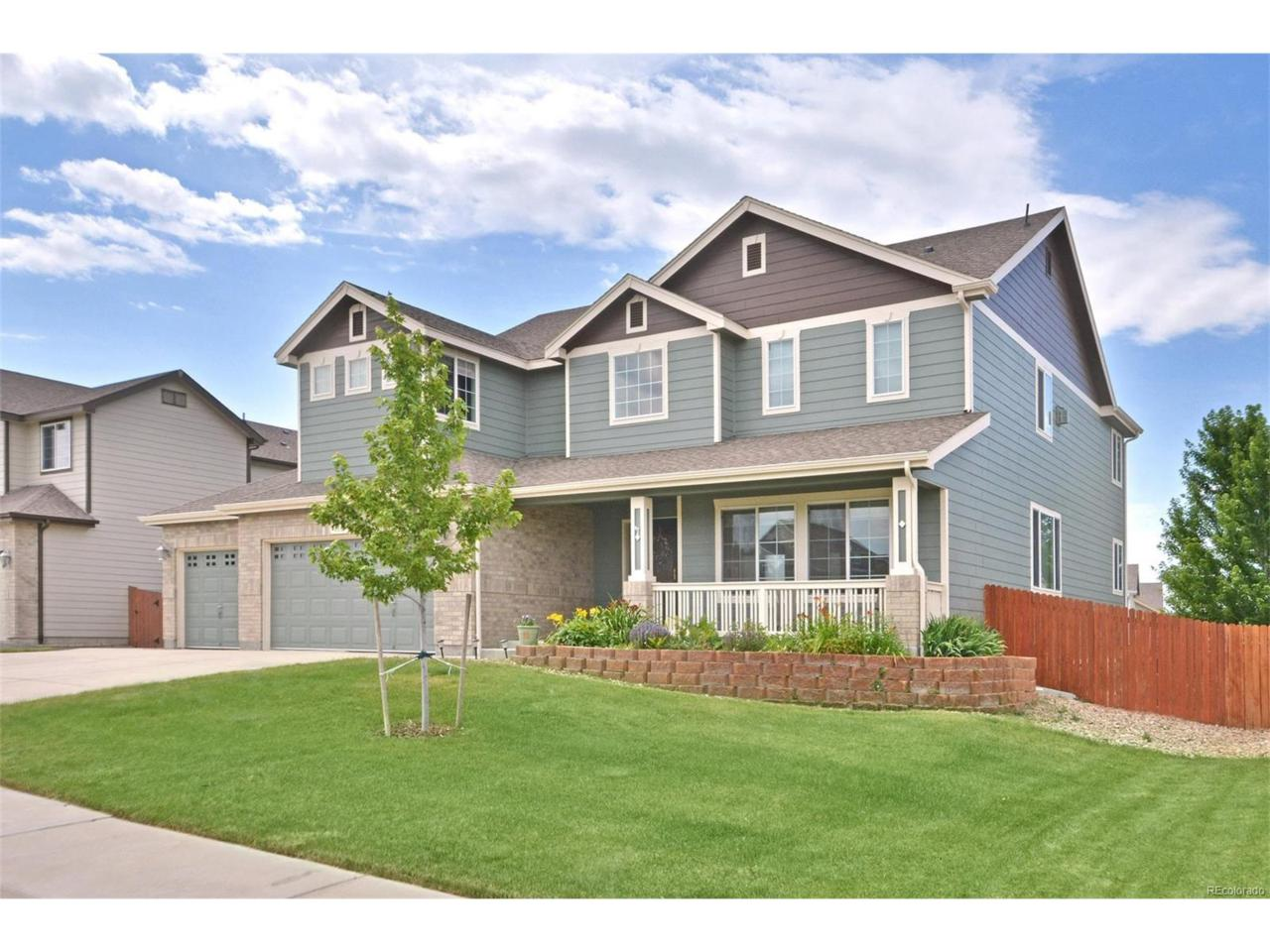 810 Reliance Drive, Erie, CO 80516 (MLS #2797184) :: 8z Real Estate