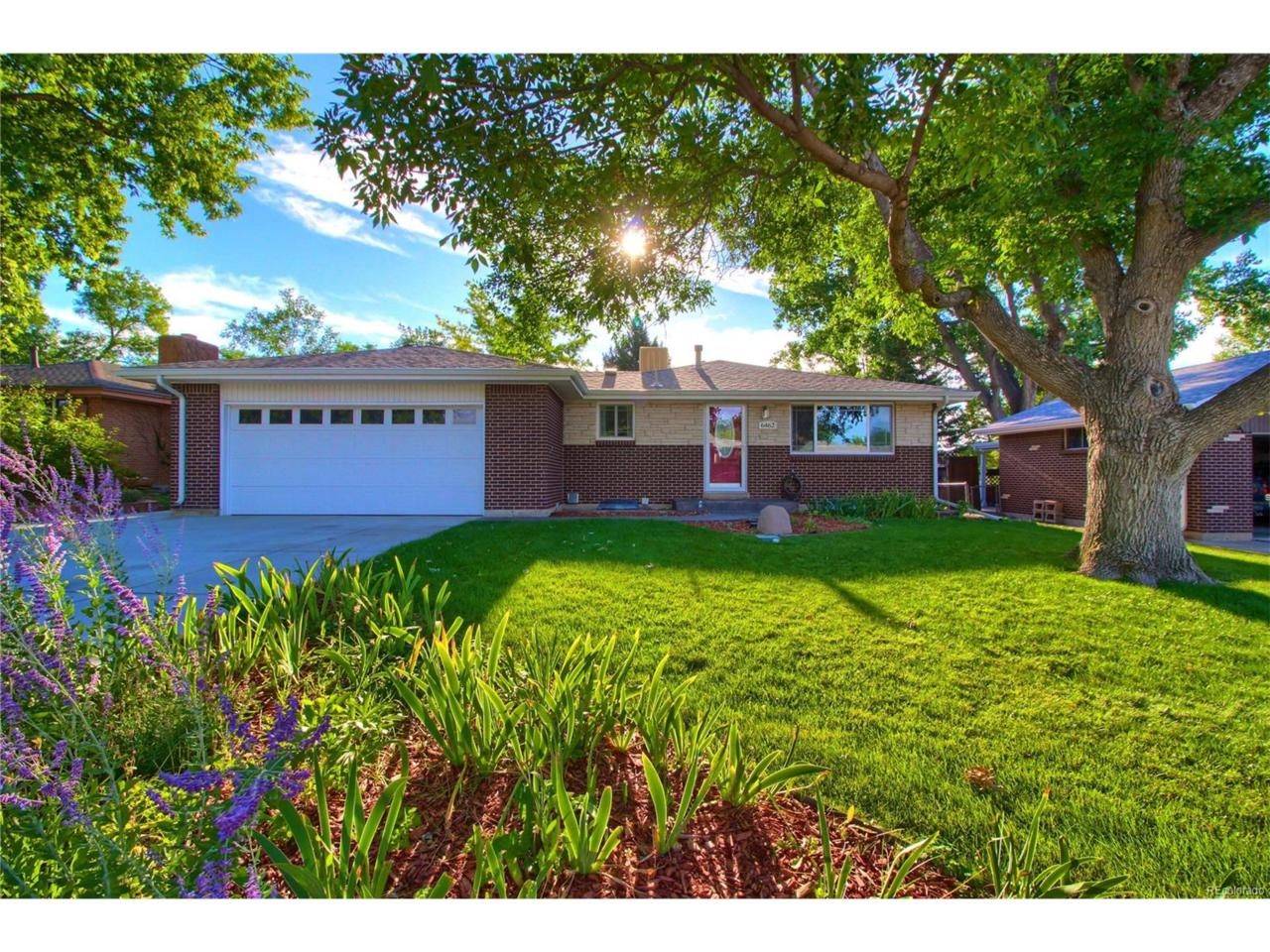 6462 Zephyr Street, Arvada, CO 80004 (MLS #2800522) :: 8z Real Estate