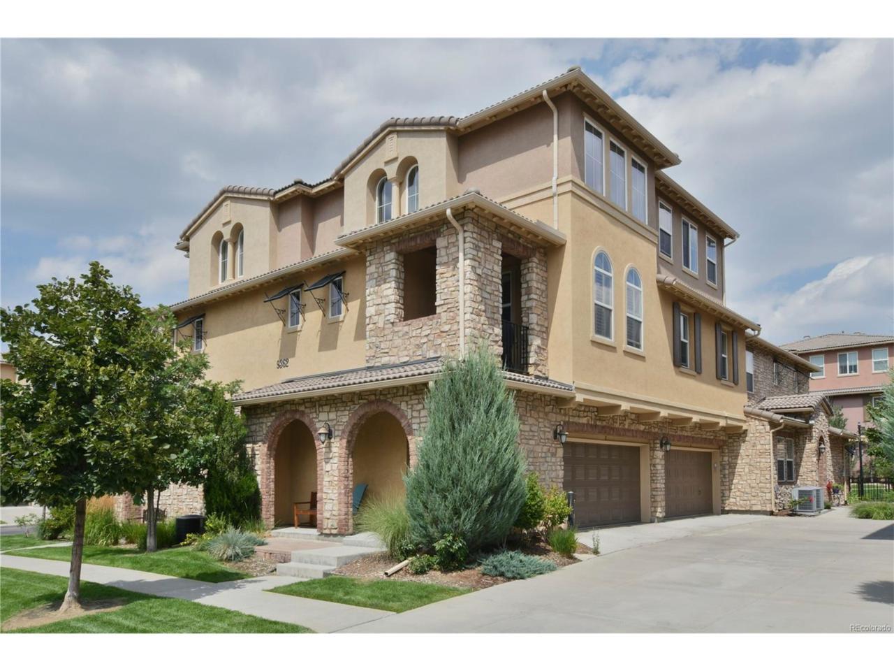 9362 Loggia Street C, Highlands Ranch, CO 80126 (MLS #2810736) :: 8z Real Estate