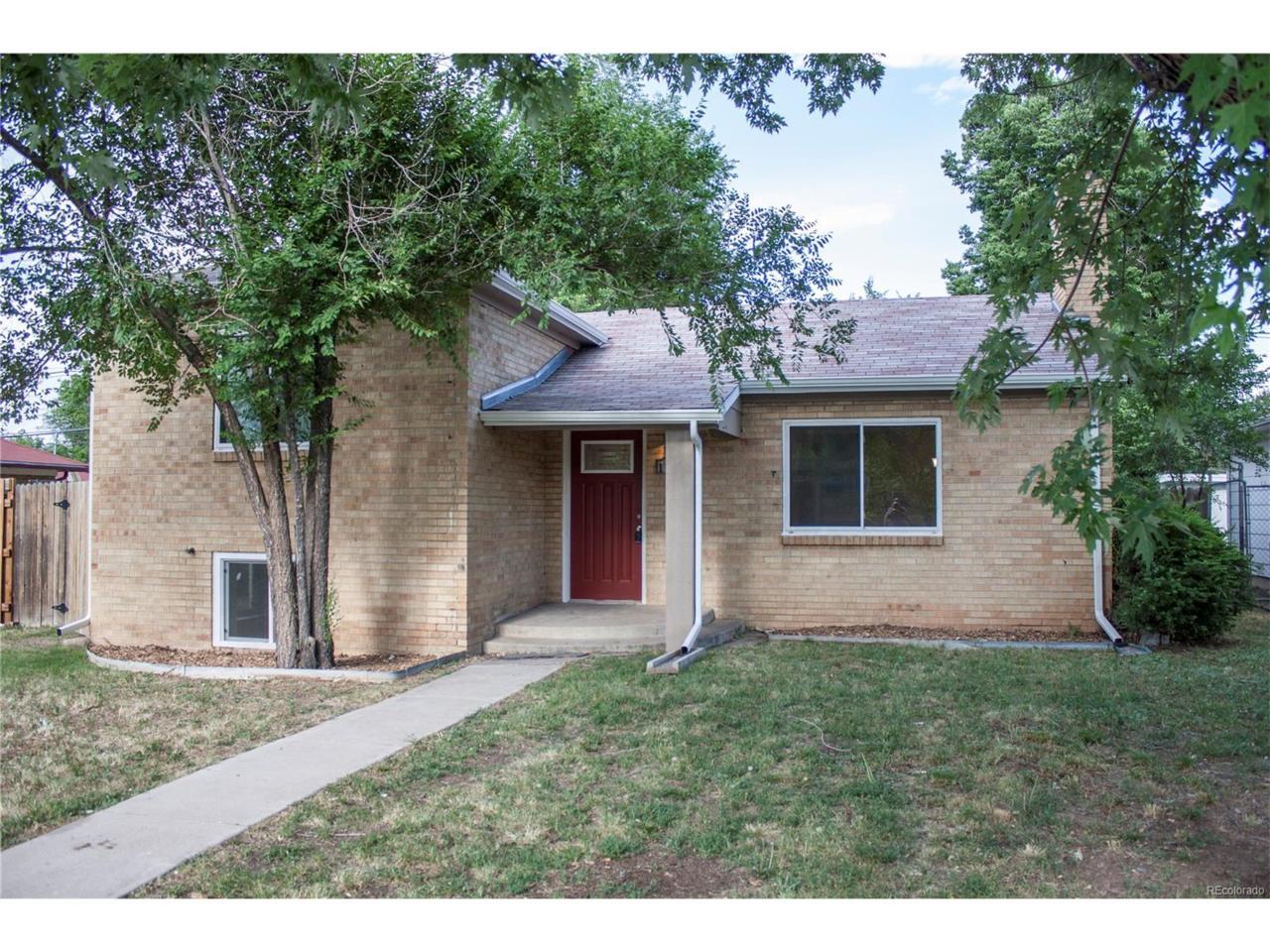 1780 Quebec Street, Denver, CO 80220 (MLS #2819443) :: 8z Real Estate