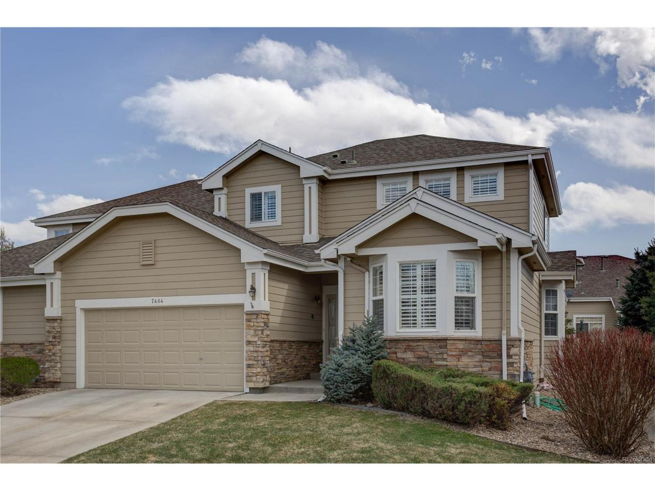7484 W Saratoga Place, Littleton, CO 80123 (#2858483) :: Thrive Real Estate Group