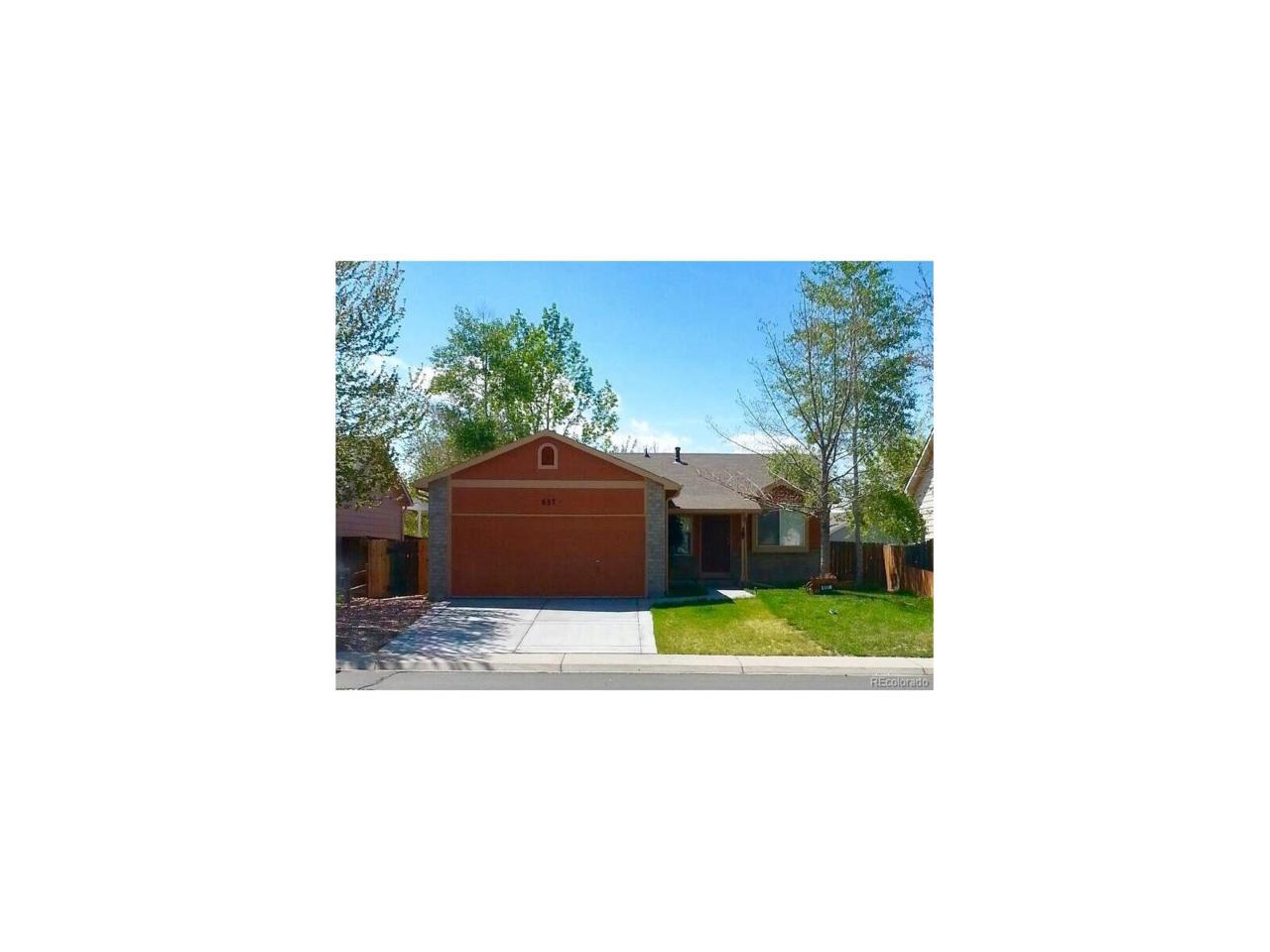 657 S 24th Avenue, Brighton, CO 80601 (MLS #2885613) :: 8z Real Estate