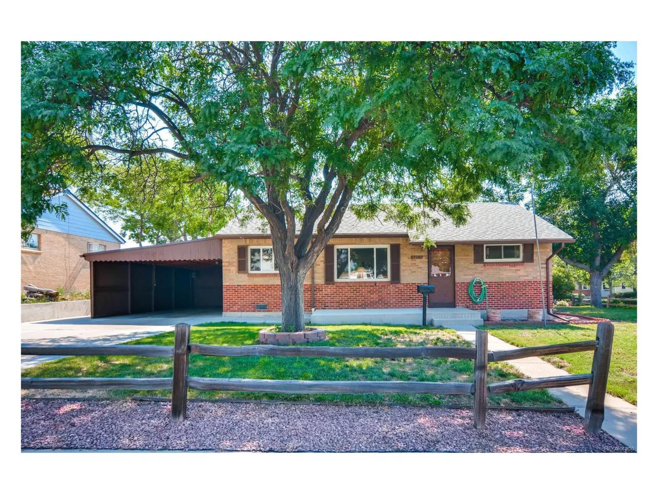9200 Clayton Street, Thornton, CO 80229 (MLS #2886193) :: 8z Real Estate