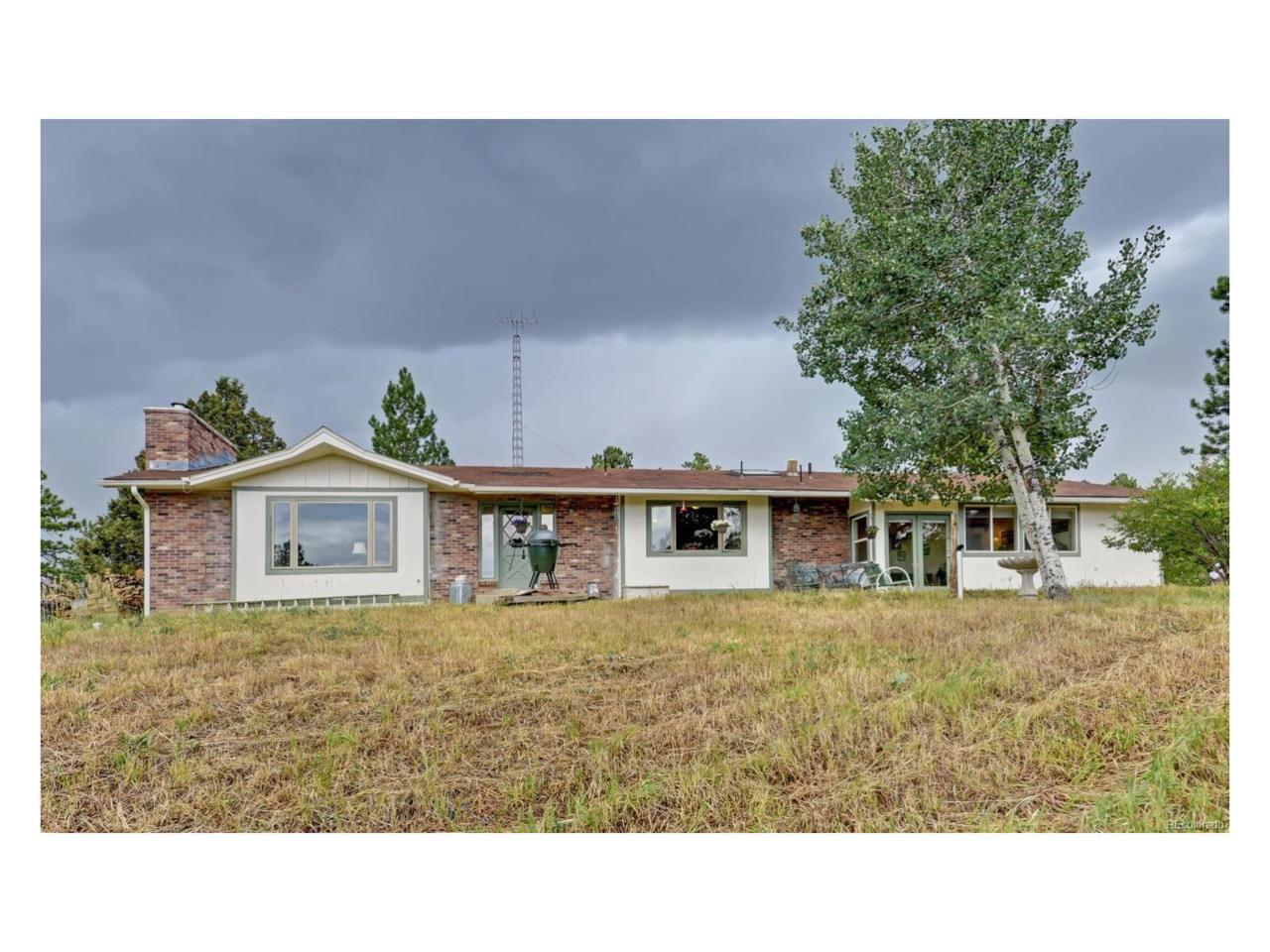 9330 S Watson Gulch Road, Littleton, CO 80127 (MLS #2900973) :: 8z Real Estate