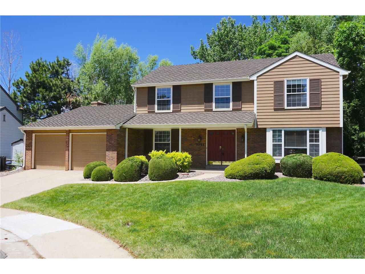 5235 S Hoyt Street, Littleton, CO 80123 (MLS #2901509) :: 8z Real Estate