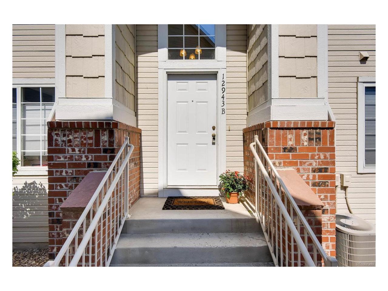 12943 Lafayette Street B, Thornton, CO 80241 (MLS #2912257) :: 8z Real Estate
