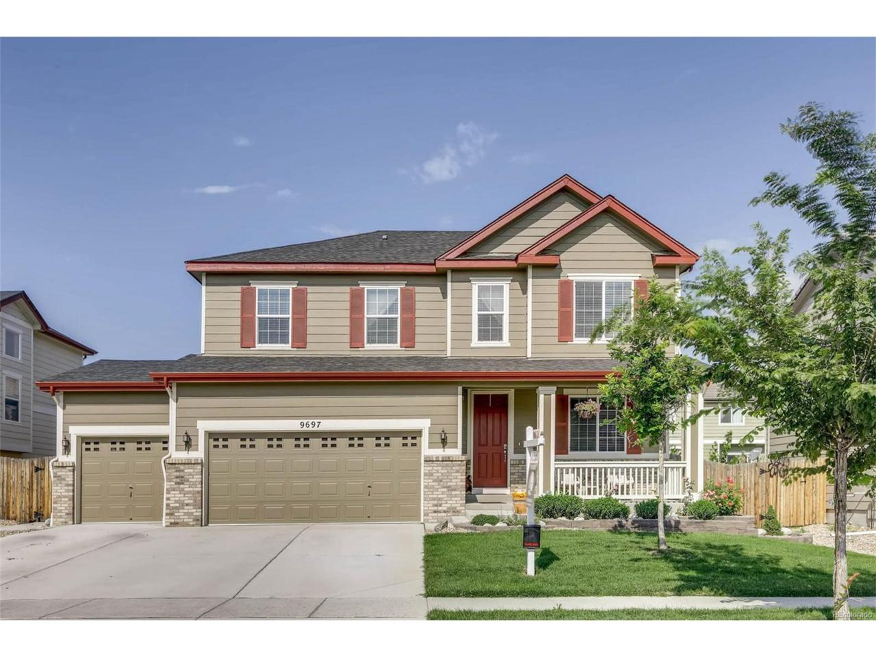 9697 Olathe Street, Commerce City, CO 80022 (MLS #2925790) :: 8z Real Estate