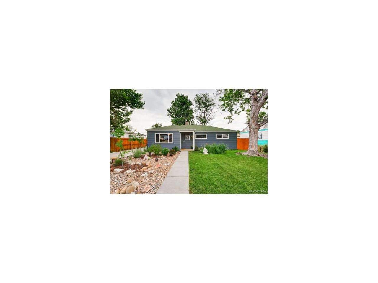 1238 S Raritan Street, Denver, CO 80223 (MLS #2926463) :: 8z Real Estate