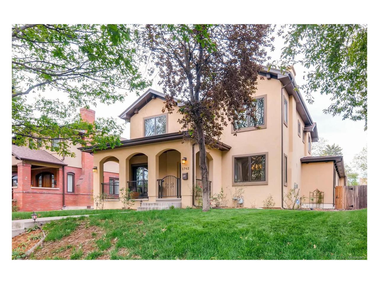 1762 Ivanhoe Street, Denver, CO 80220 (MLS #2927082) :: 8z Real Estate